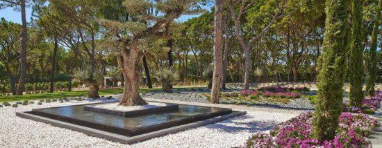 Gravier Carrara Marbre 25 à 100 mm - Un modèle italien classique qui mettra votre jardin en valeur