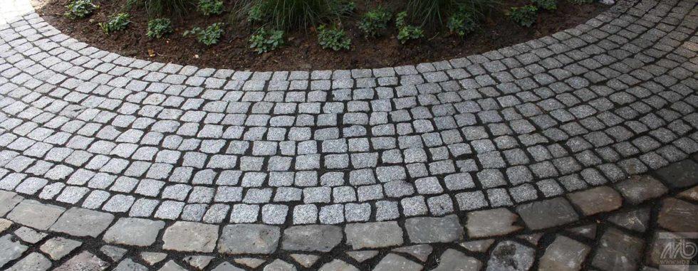 Pavé Granite portugais gris – Pierre reconnue pour sa solidité