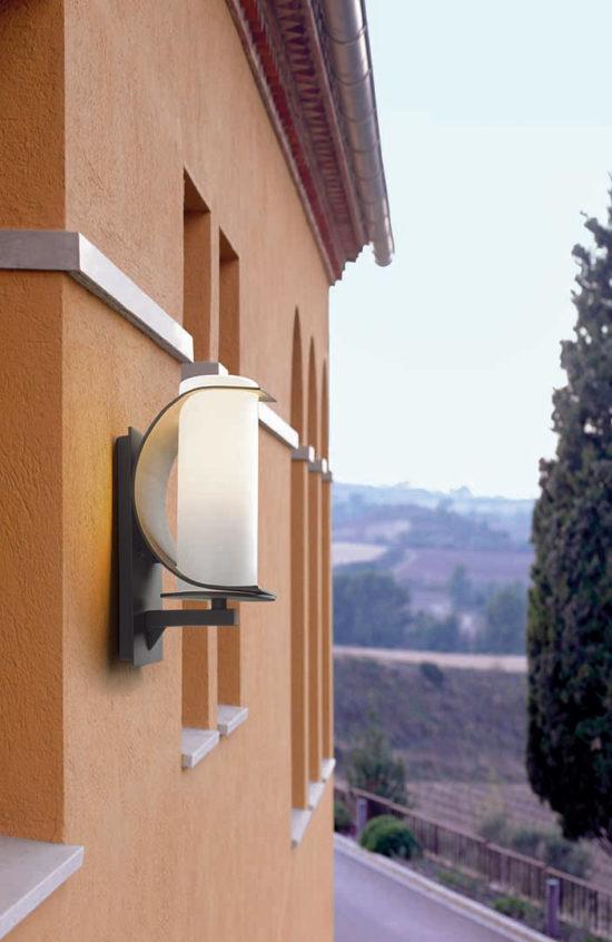 Ciri - Applique extérieure design classique pour toutes vos façades