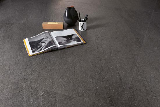 Marvel Basaltina Volcano - Carrelage imitation pierre de basalte intérieur / extérieur