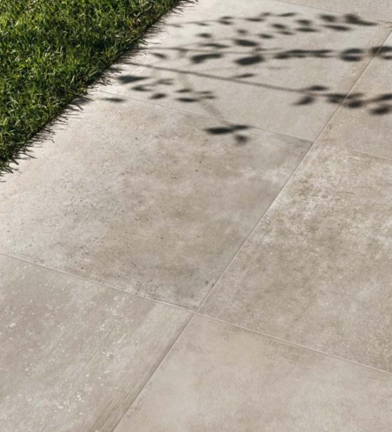Patchwalk Grey - Carrelage extérieur imitation pierre naturelle grise