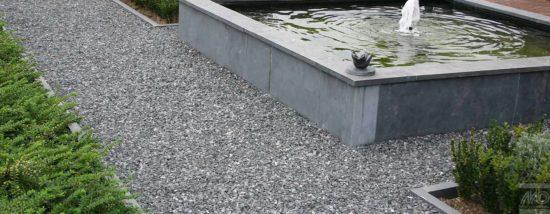 Gravillons Ardennois gris Calcaire, de 7 à 32 mm