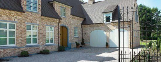 Gravier de Quartz - Originaire des carrières de sable de Hollande, il est idéal pour les maisons de style ancien. Disponible de 4 à 32 mm