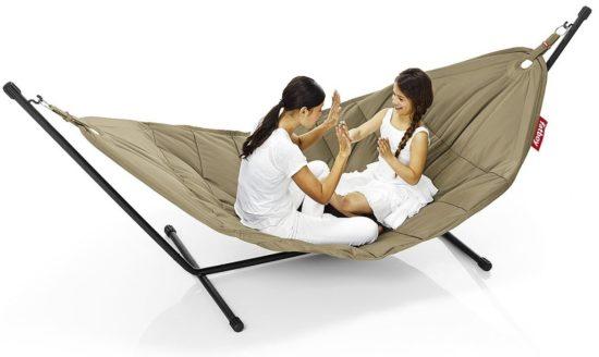Headdemock - Hamac personnalisable pratique et confortable