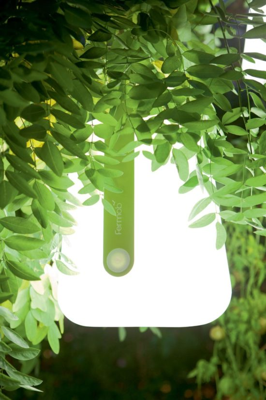 Balad - Lampe extérieure rechargeable avec 3 intensités de luminosité