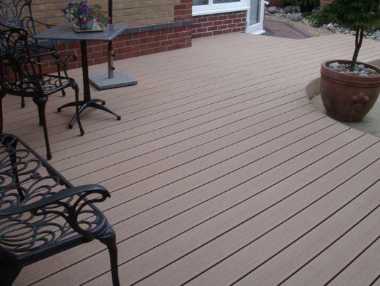 Reliaboard Cedar, très résistant et facile d'entretien