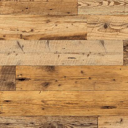 Parement en bois de grange recyclé sans finition